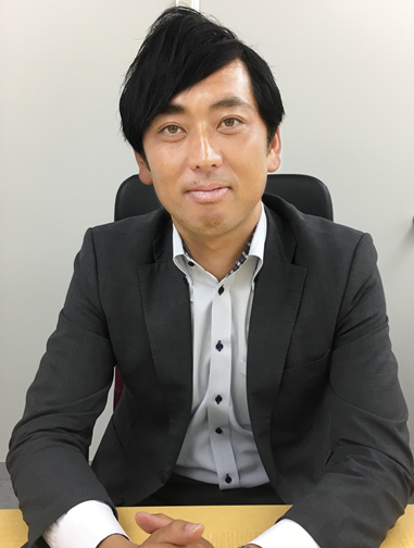 代表取締役社長 渡辺琢磨